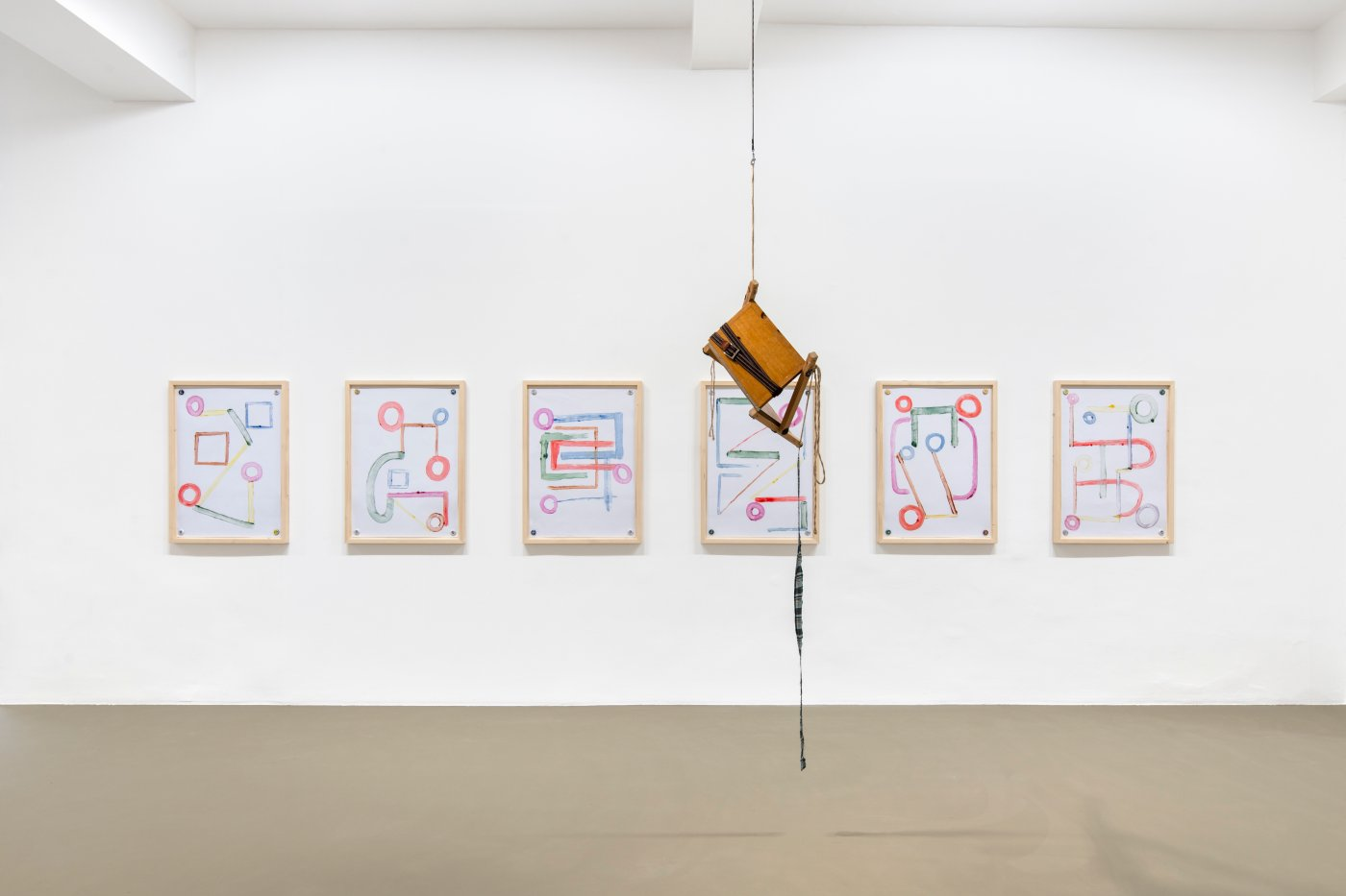 Galerie Chantal Crousel Abraham Cruzvillegas 2