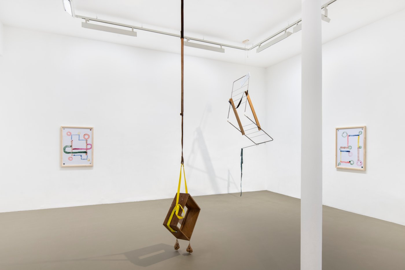 Galerie Chantal Crousel Abraham Cruzvillegas 3