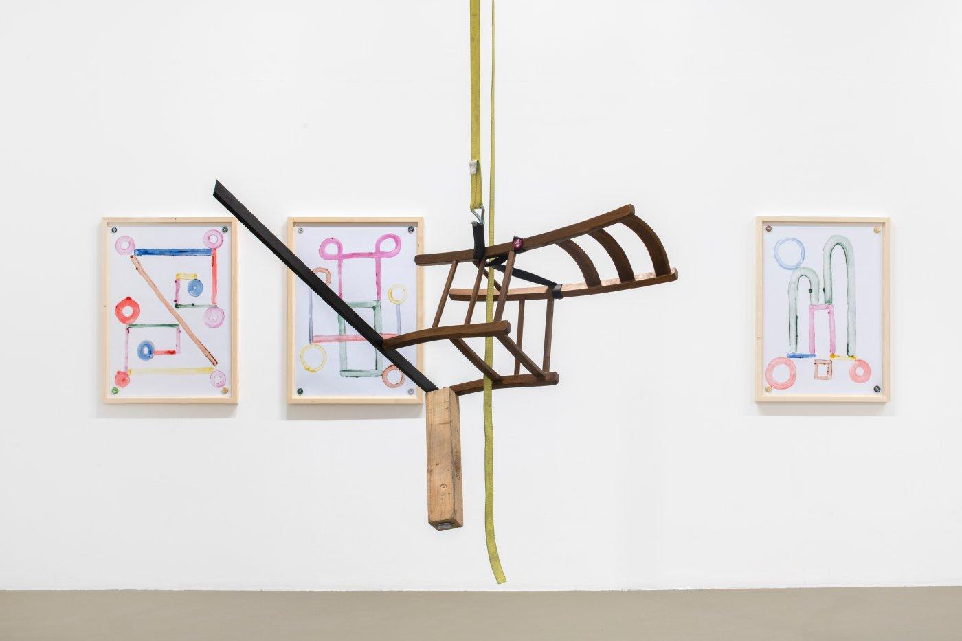 Galerie Chantal Crousel Abraham Cruzvillegas 5