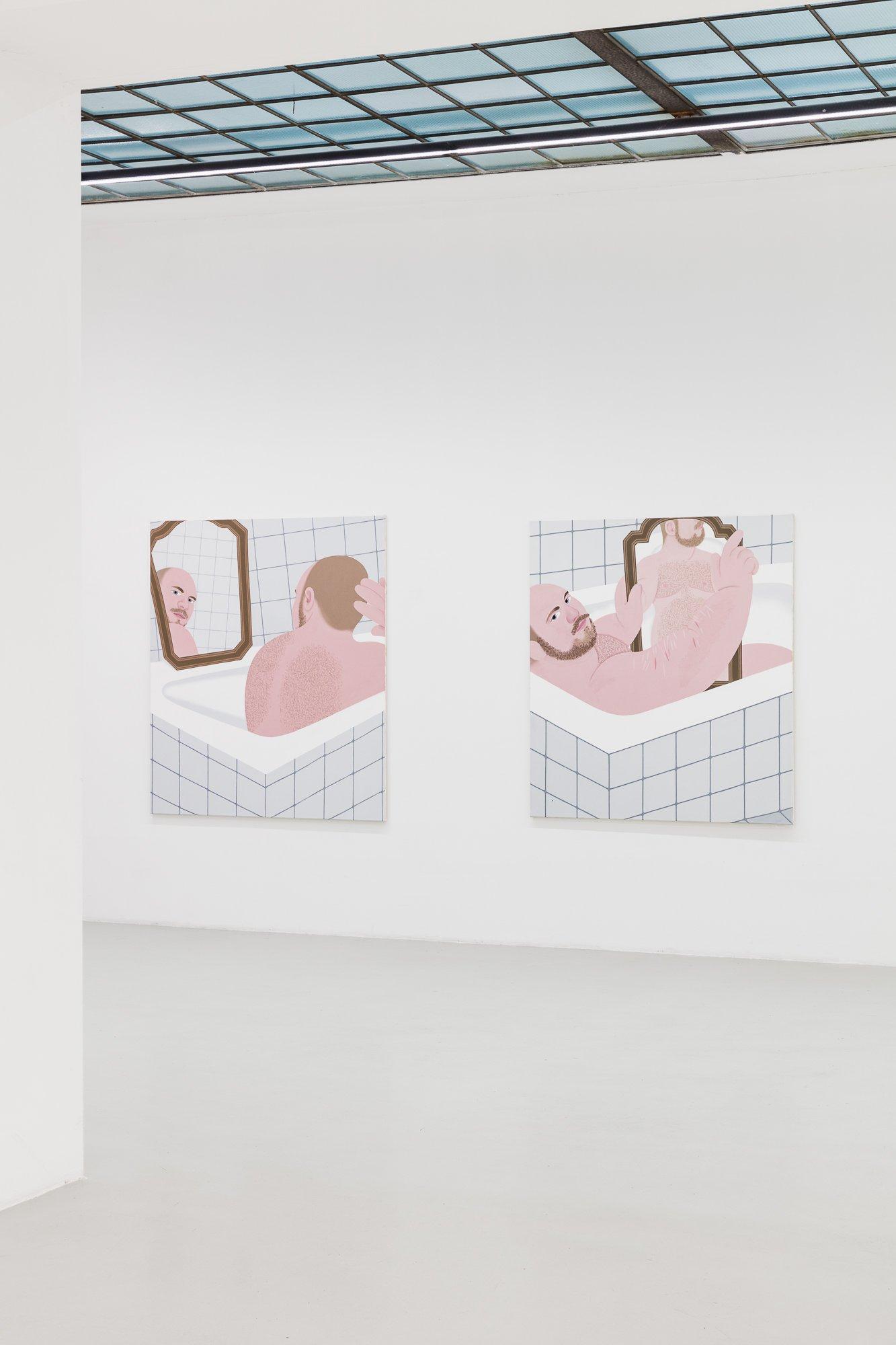 Galerie Lisa Kandlhofer Alexander Basil 3