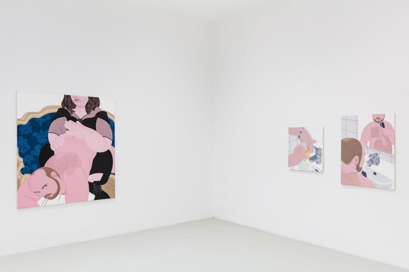 Galerie Lisa Kandlhofer Alexander Basil 4