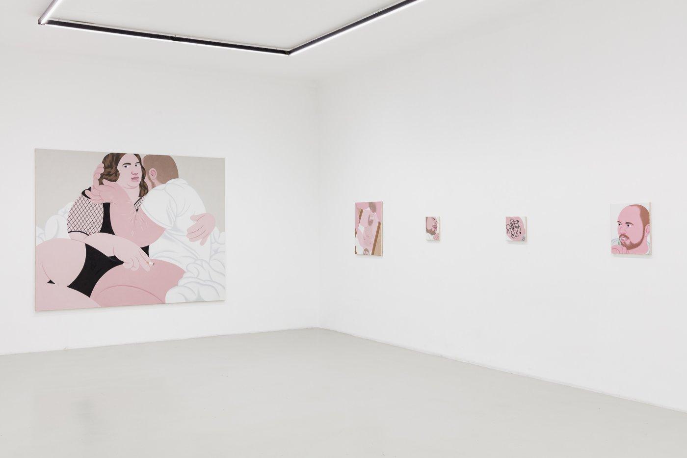 Galerie Lisa Kandlhofer Alexander Basil 6