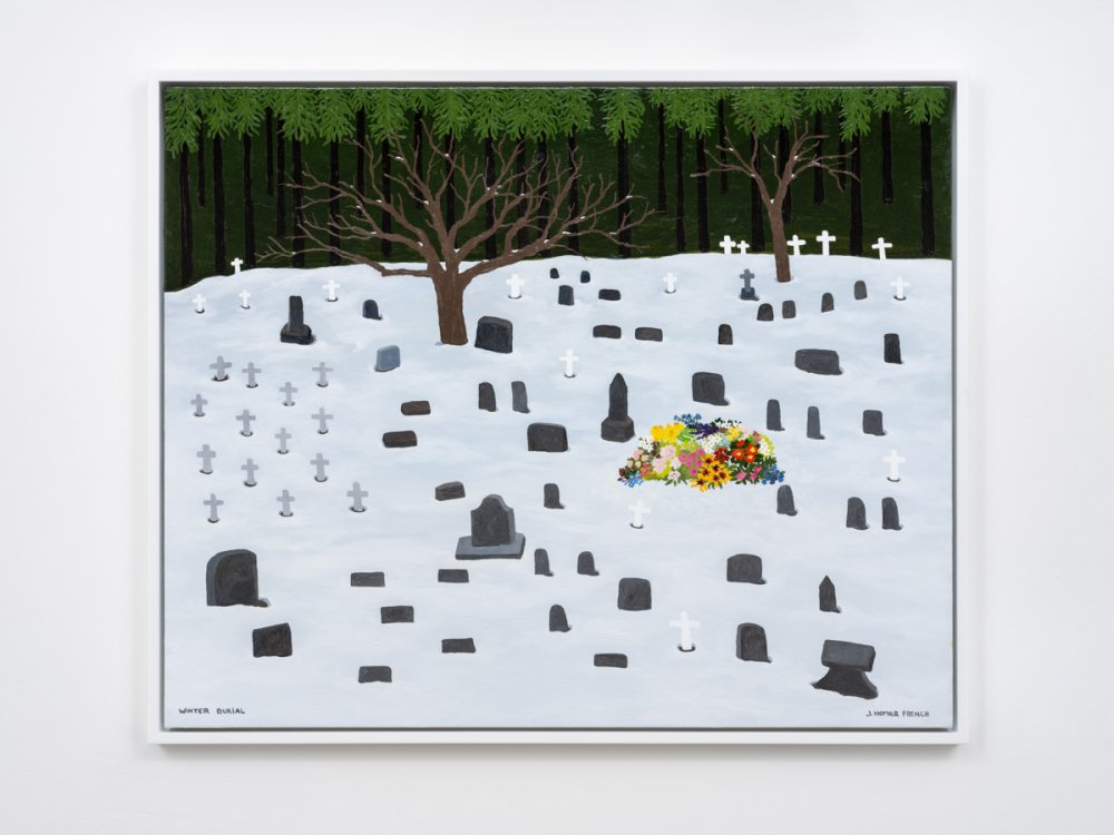 Winter Burial