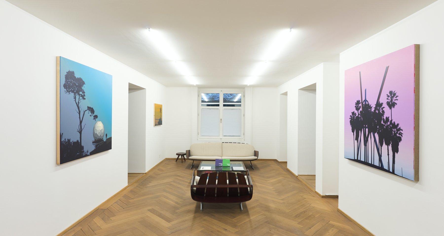 Mai 36 Galerie Jurgen Drescher Glen Rubsamen 1
