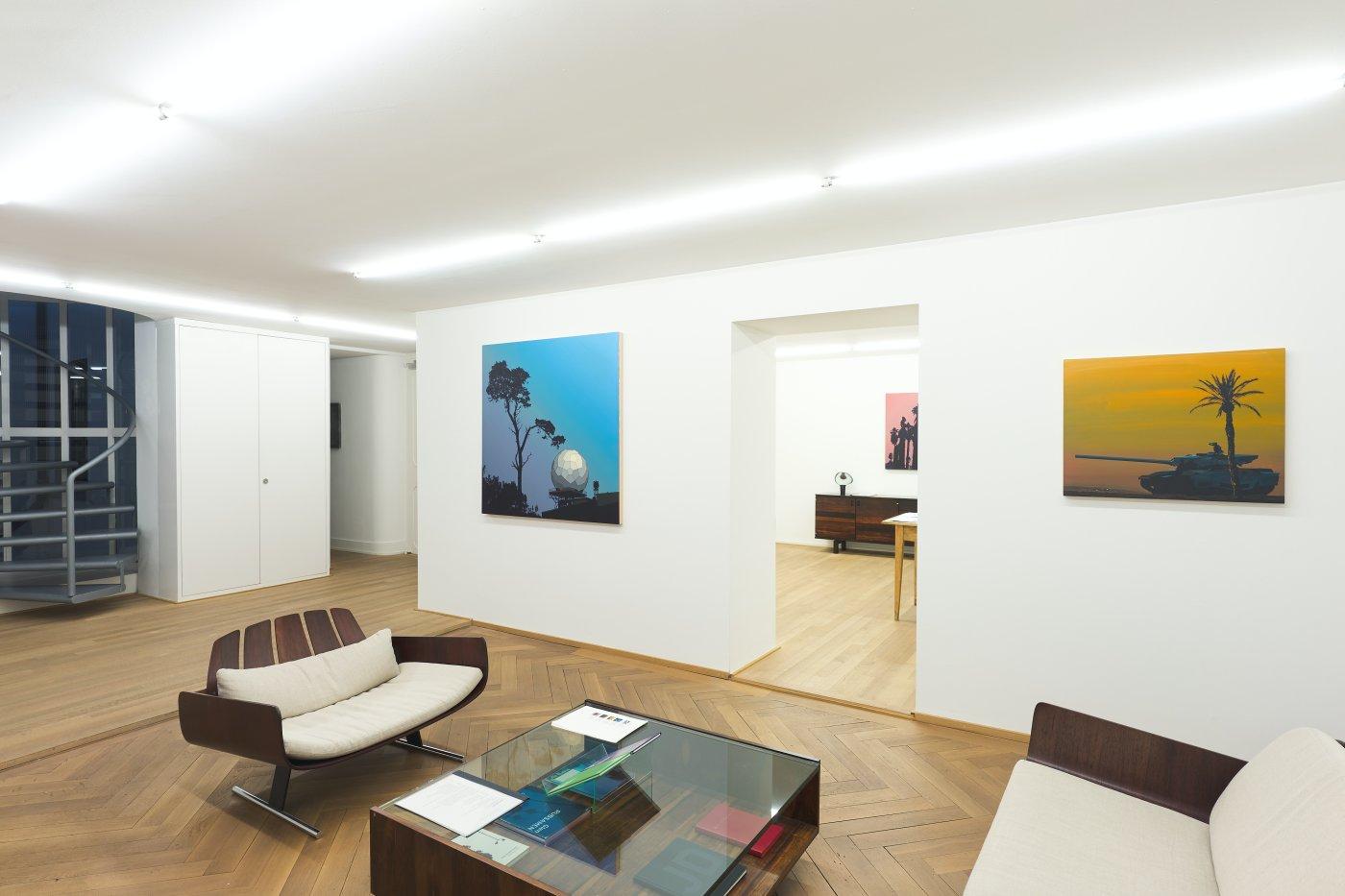 Mai 36 Galerie Jurgen Drescher Glen Rubsamen 3