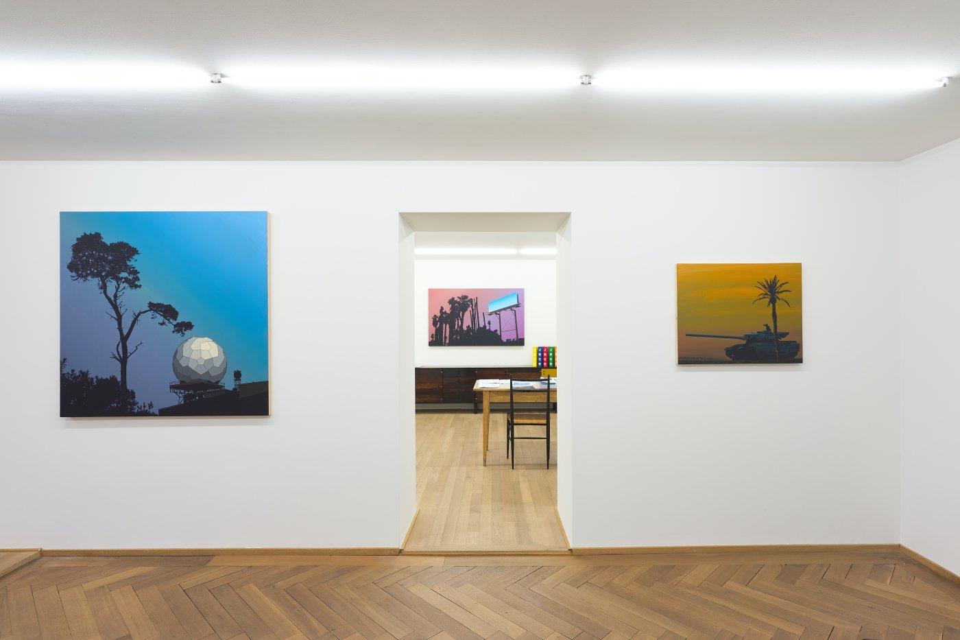 Mai 36 Galerie Jurgen Drescher Glen Rubsamen 4