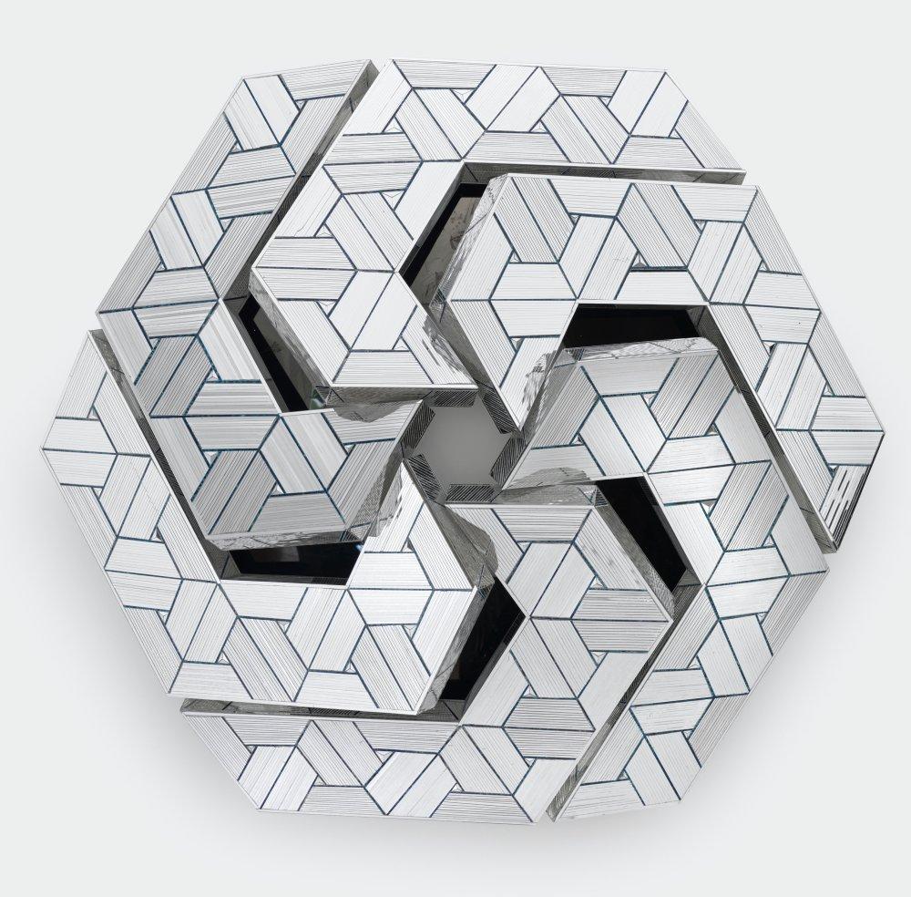 Fourth Family Hexagon