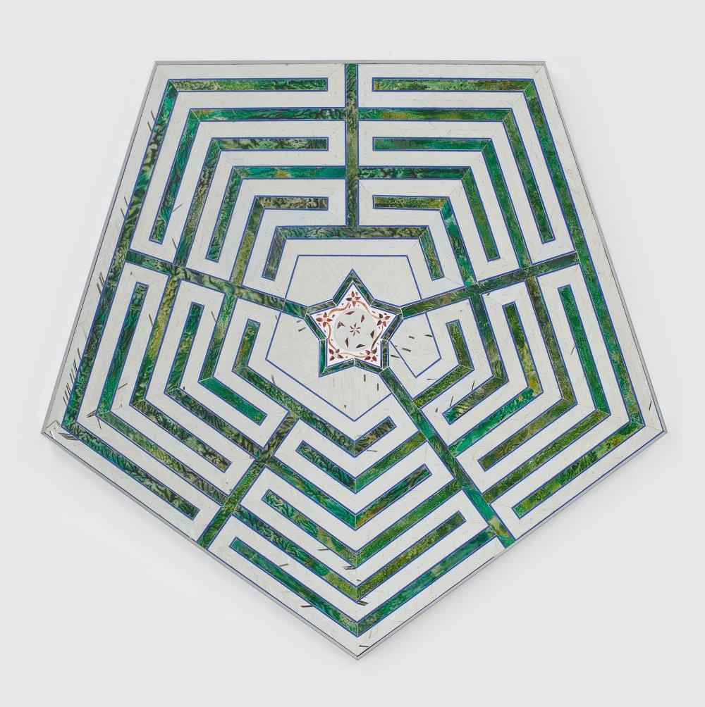 Pentagon Maze