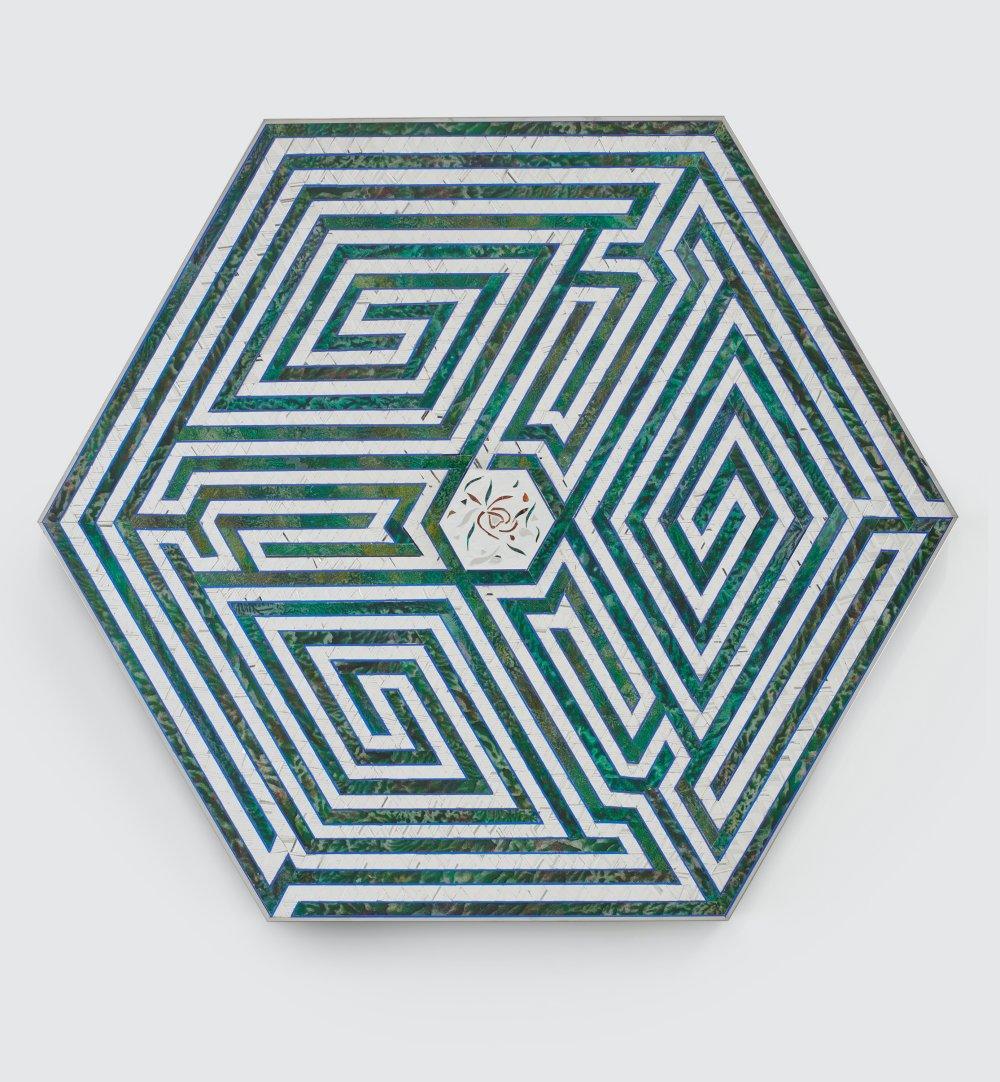 Hexagon Maze