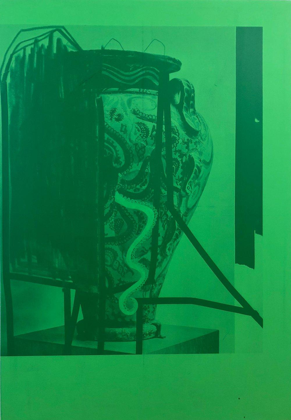 Curse Me Cthuluh 2008 (Green)