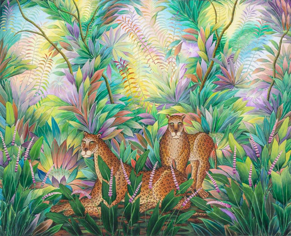 Luminous Jungle