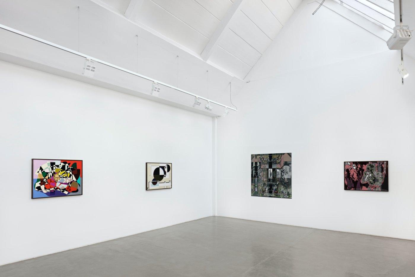 Galerie Barbara Thumm Anne-Mie van Kerckhoven 2