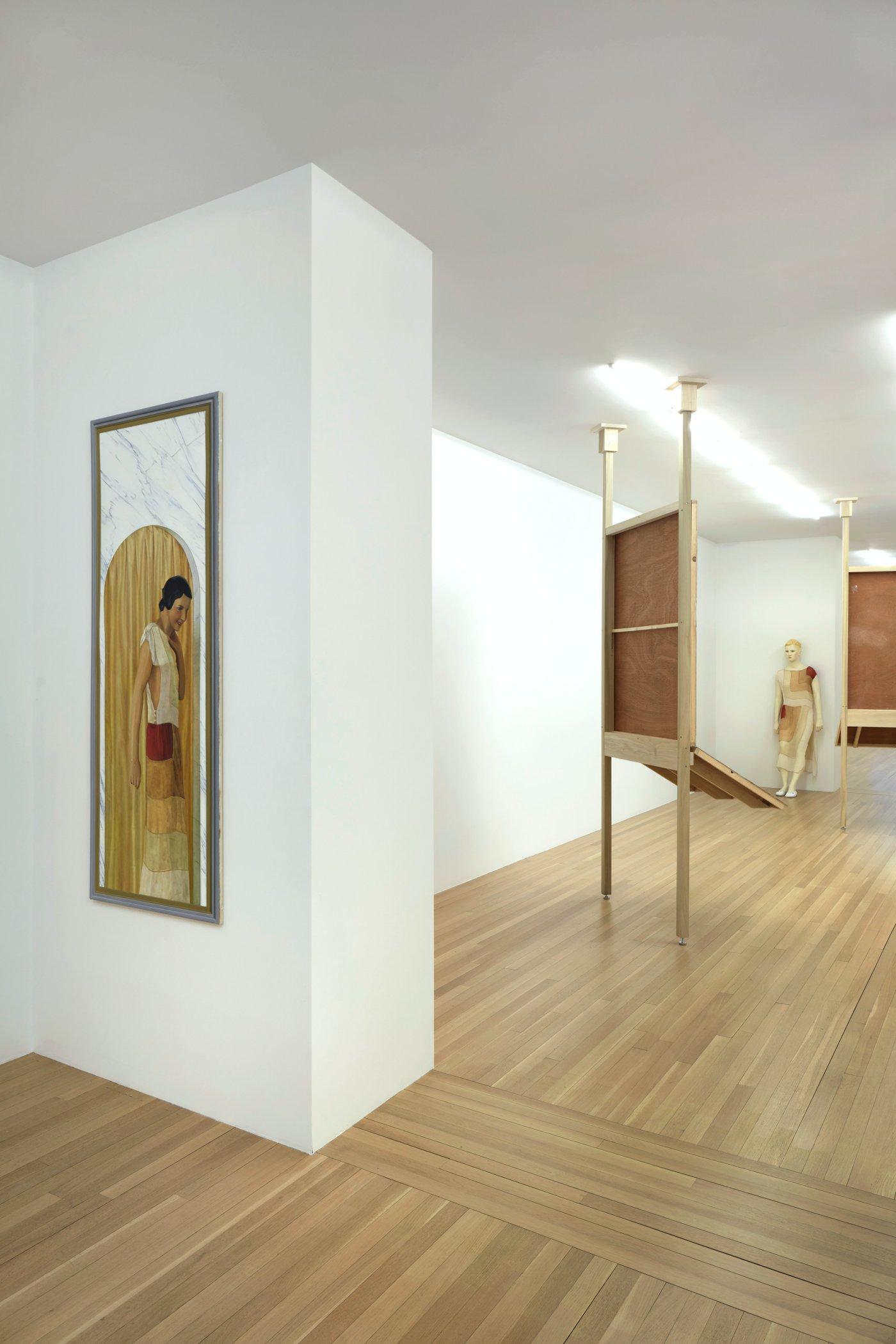 Galerie Buchholz New York Lucy McKenzie 2