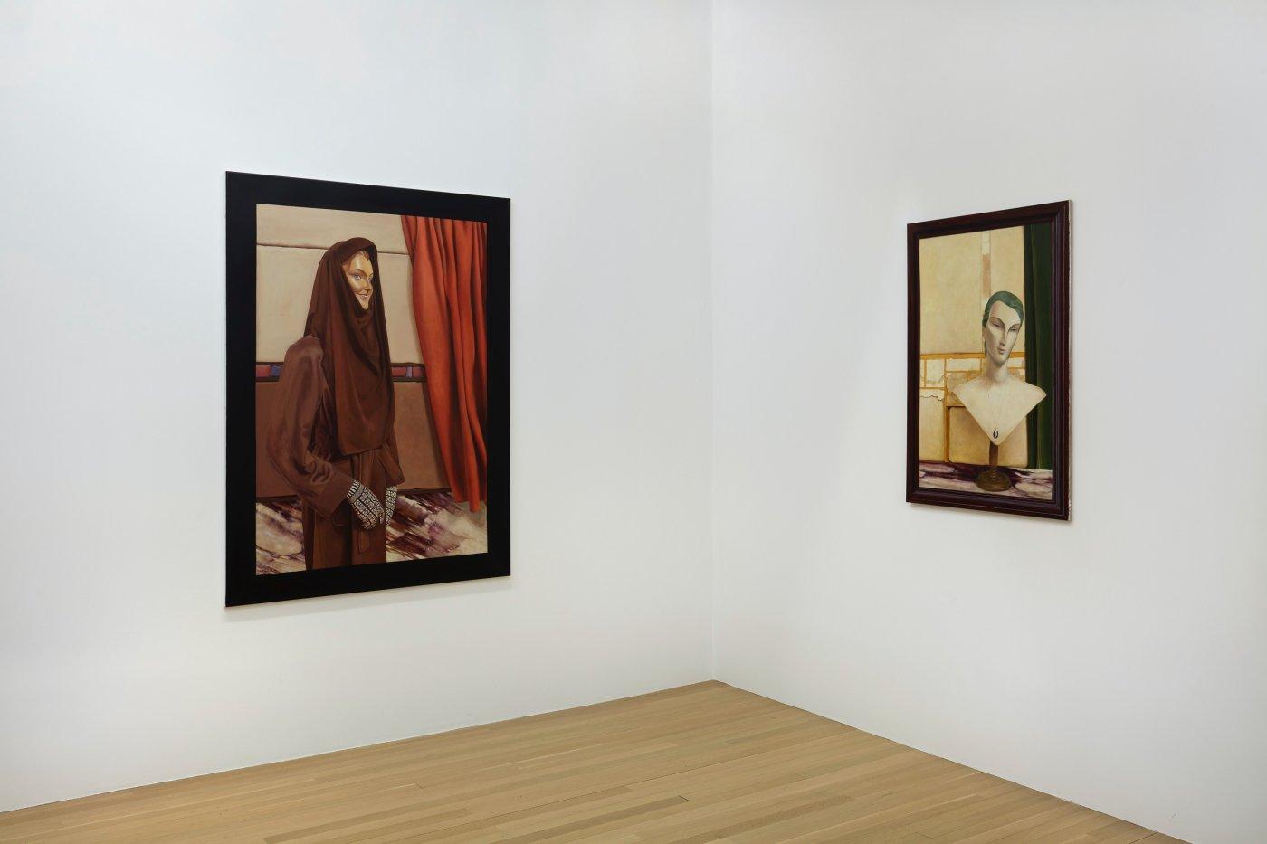 Galerie Buchholz New York Lucy McKenzie 6