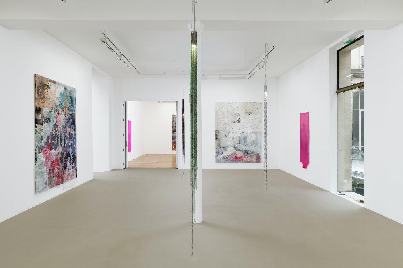 Galerie Chantal Crousel Mimosa Echard 3