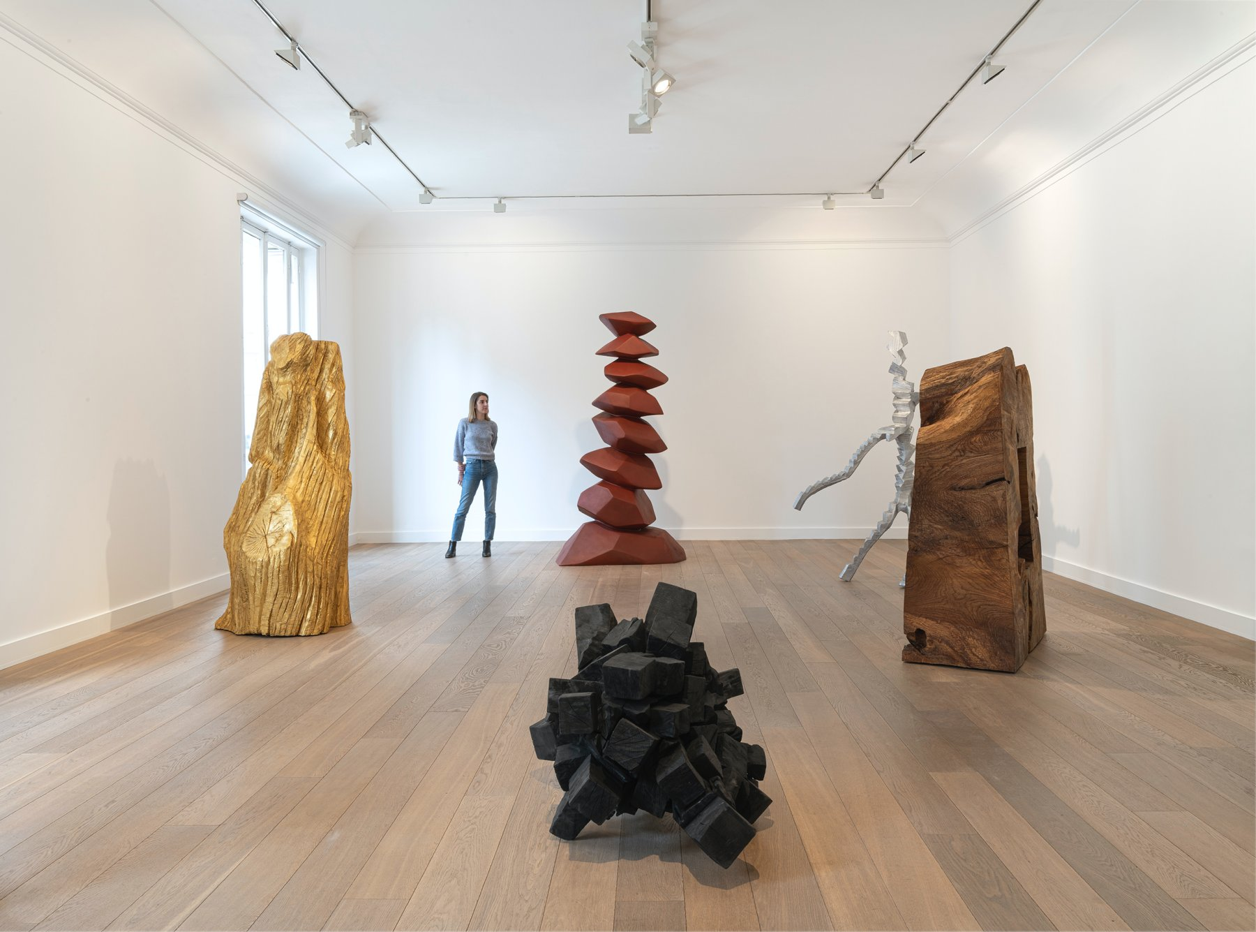 Galerie Lelong Co David Nash 1