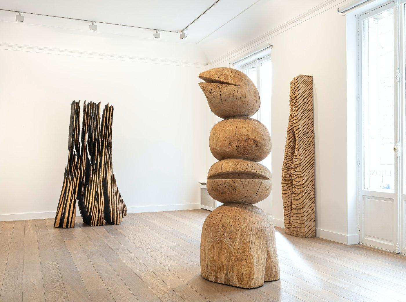Galerie Lelong Co David Nash 2