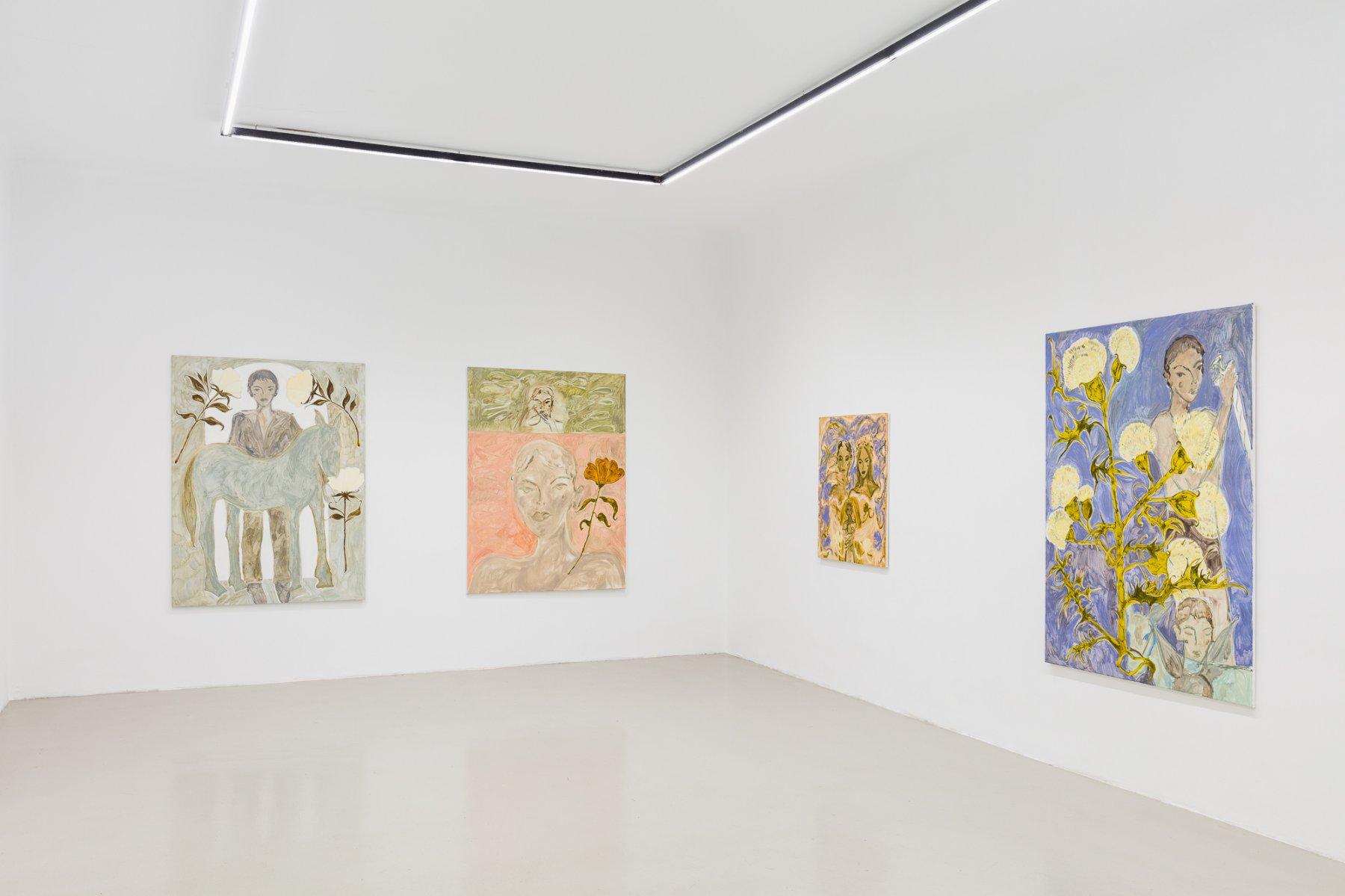 Galerie Lisa Kandlhofer Faye Wei Wei 1