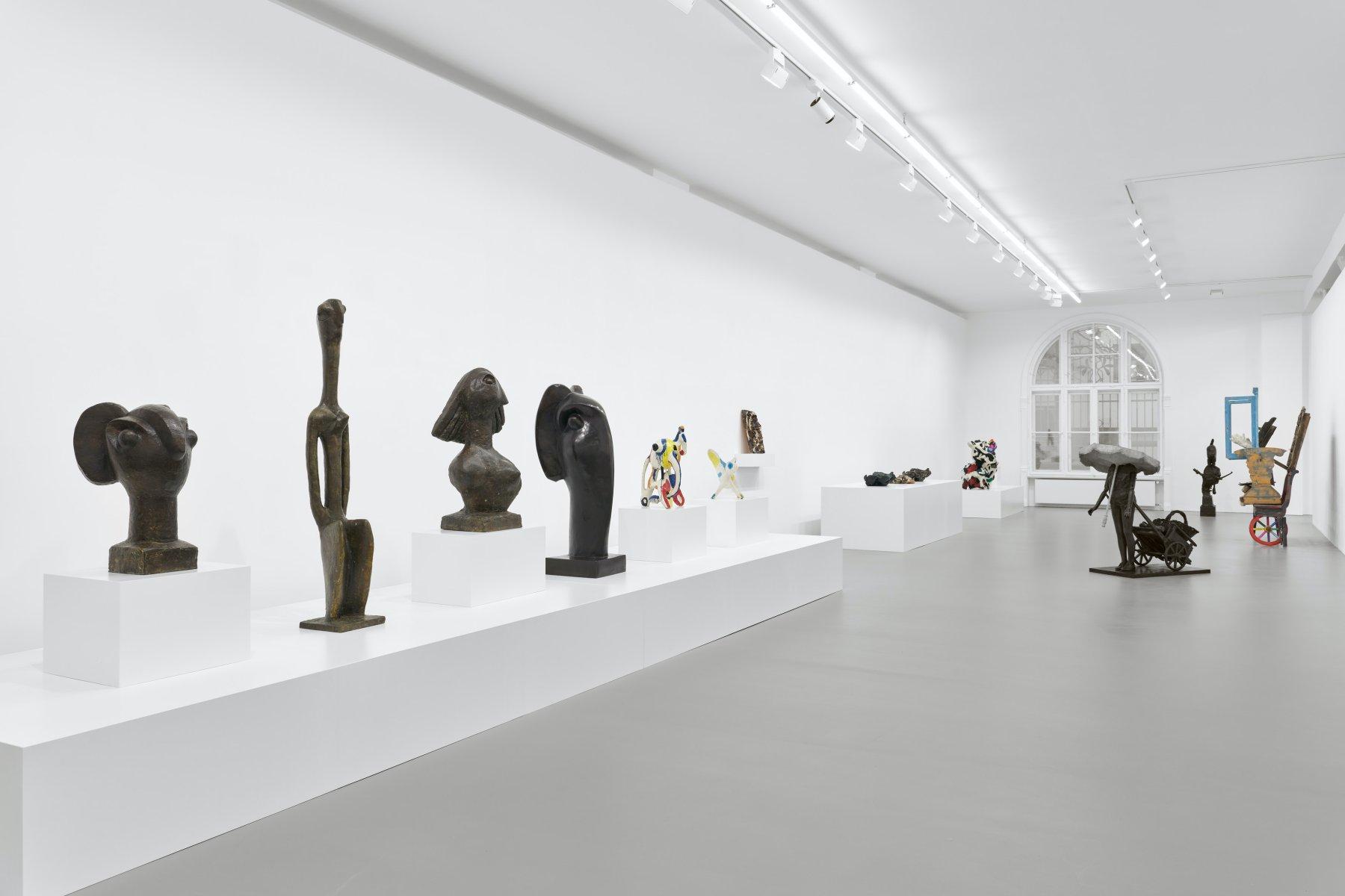 Galerie Max Hetzler Goethestrasse Karel Appel 1