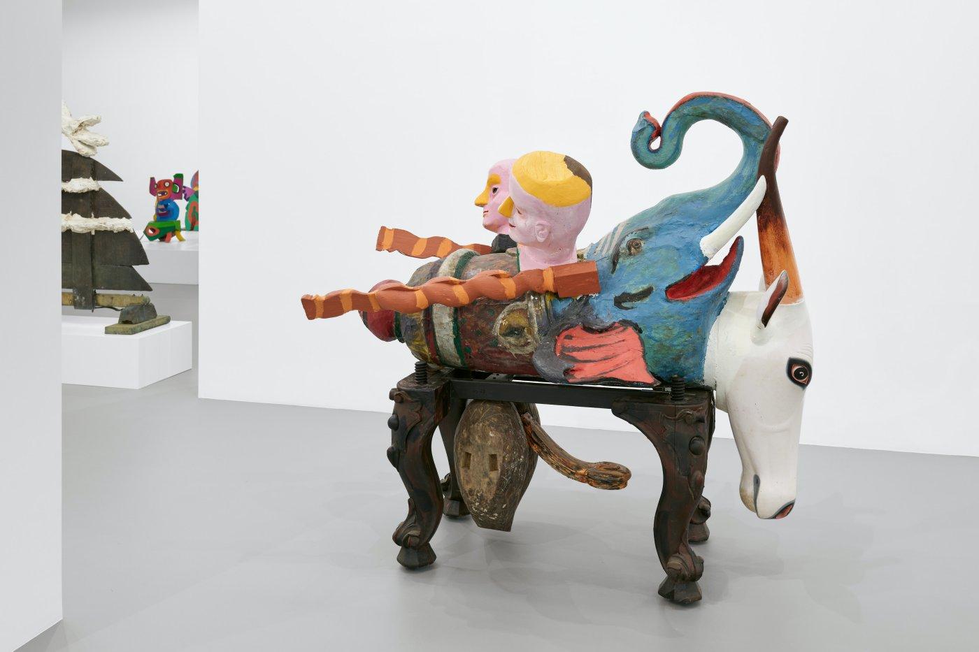 Galerie Max Hetzler Goethestrasse Karel Appel 15