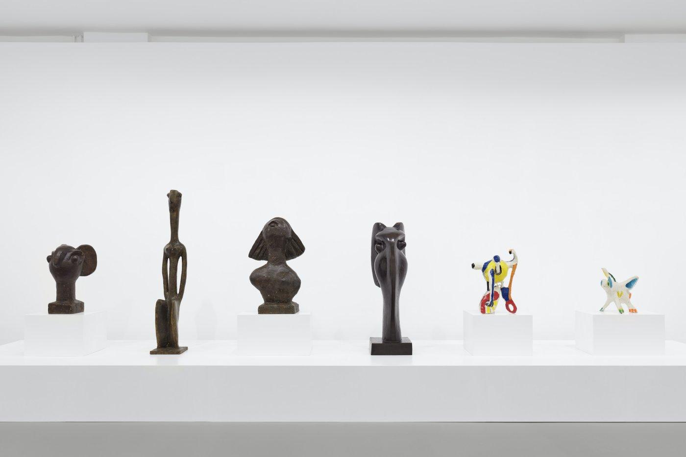 Galerie Max Hetzler Goethestrasse Karel Appel 4