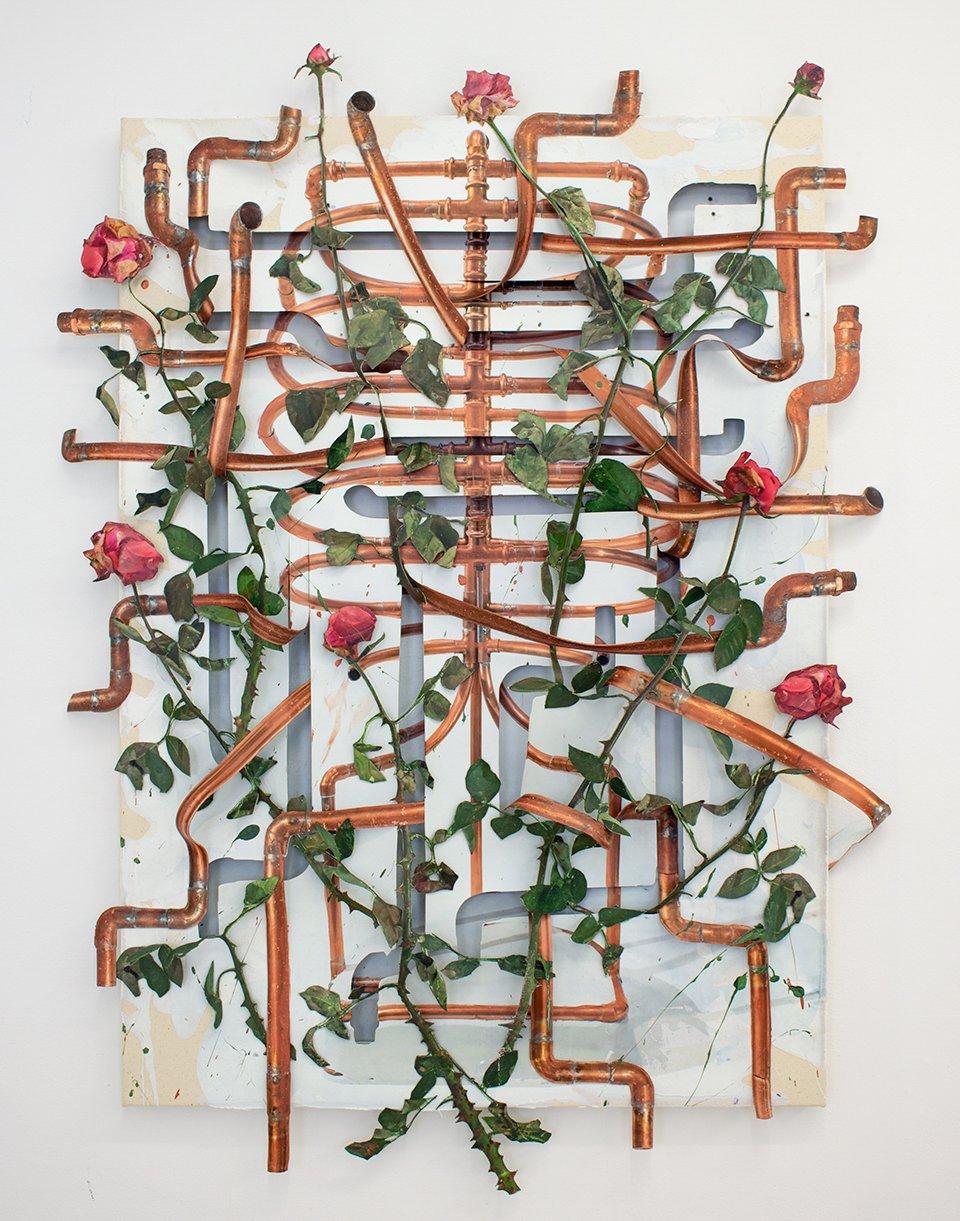 Rack for January Roses