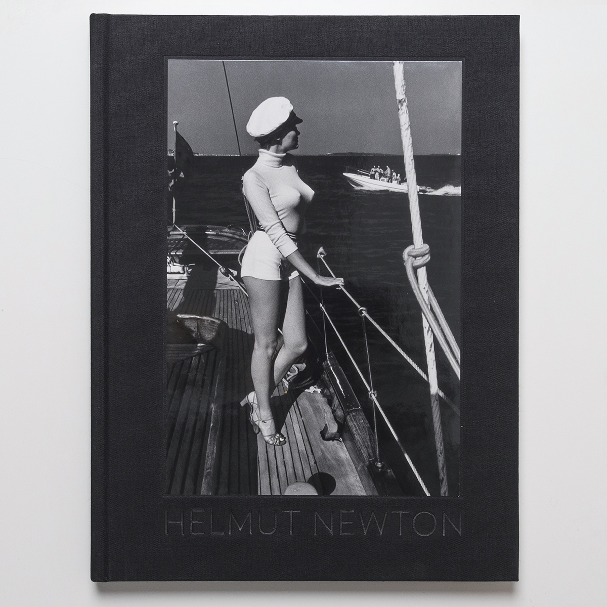 Helmut Newton: High Gloss book cover