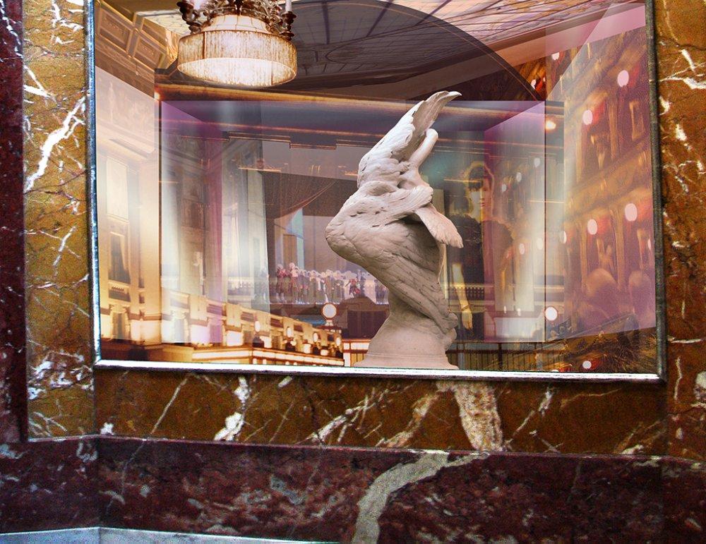 Hebe Spiegel der Oper