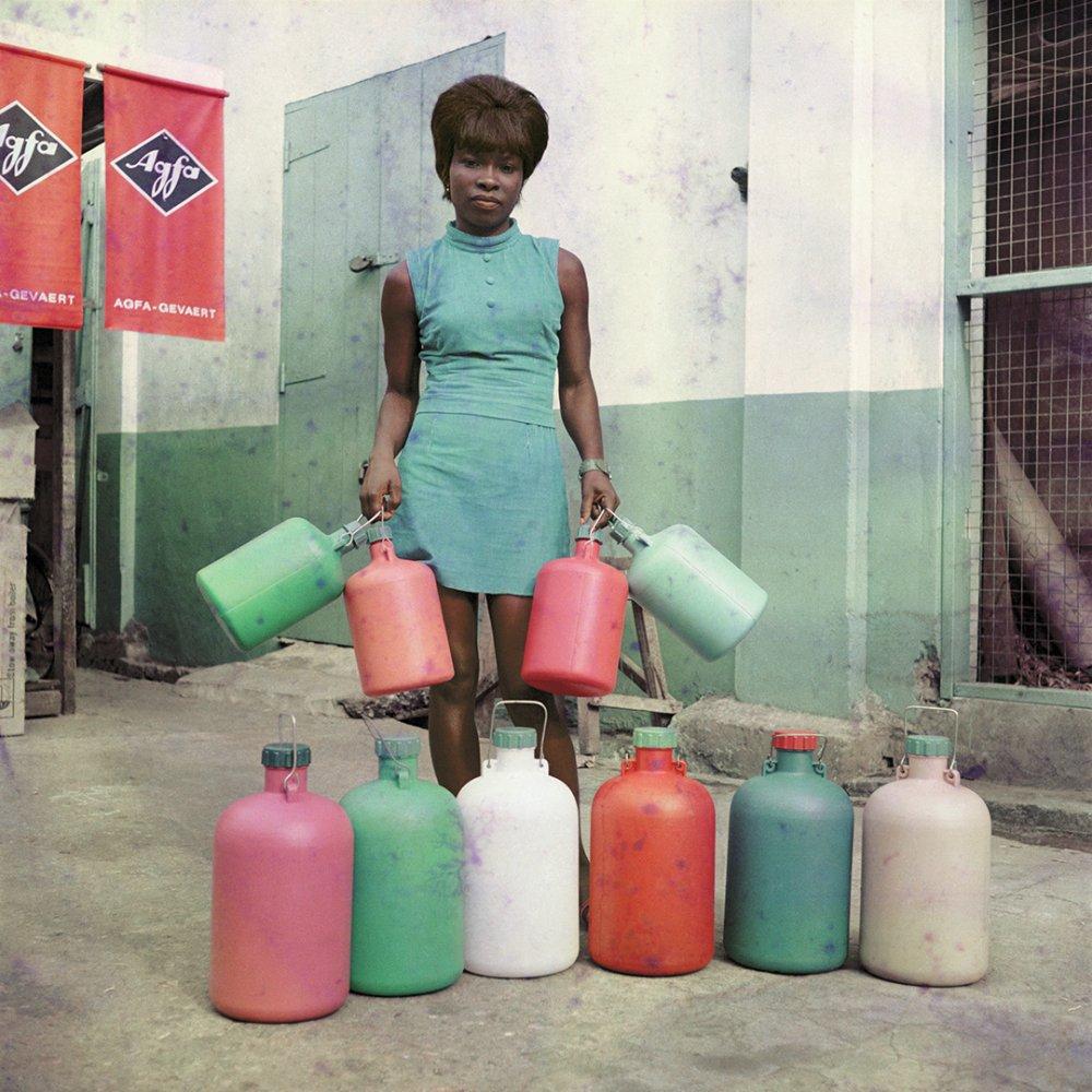 Sick Hagemeyer shop assistant, Accra