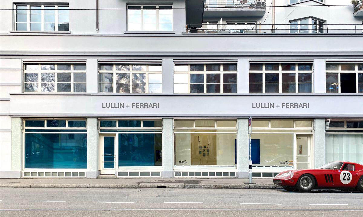 Klodin Erb @Lullin + Ferrari, Zürich  - GalleriesNow.net