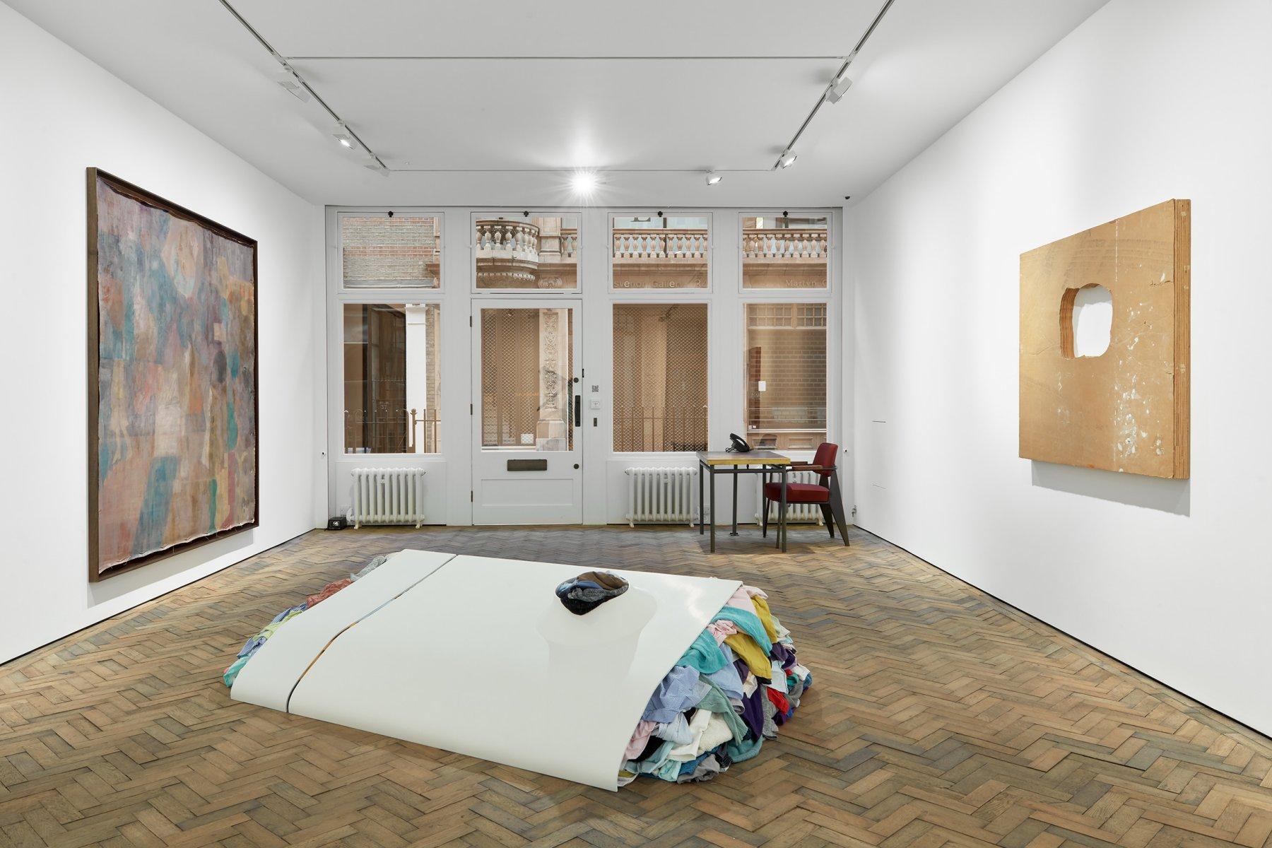 Modern Art Bury St Group Show 1
