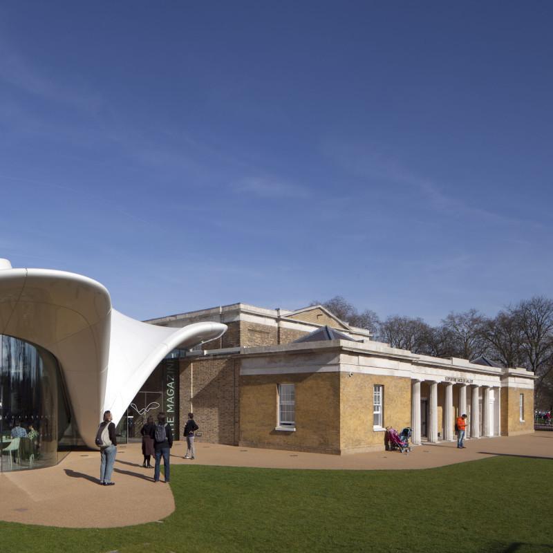 Serpentine North Gallery, London  - GalleriesNow.net