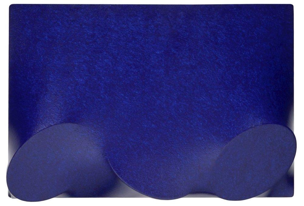 Tre ovali blu