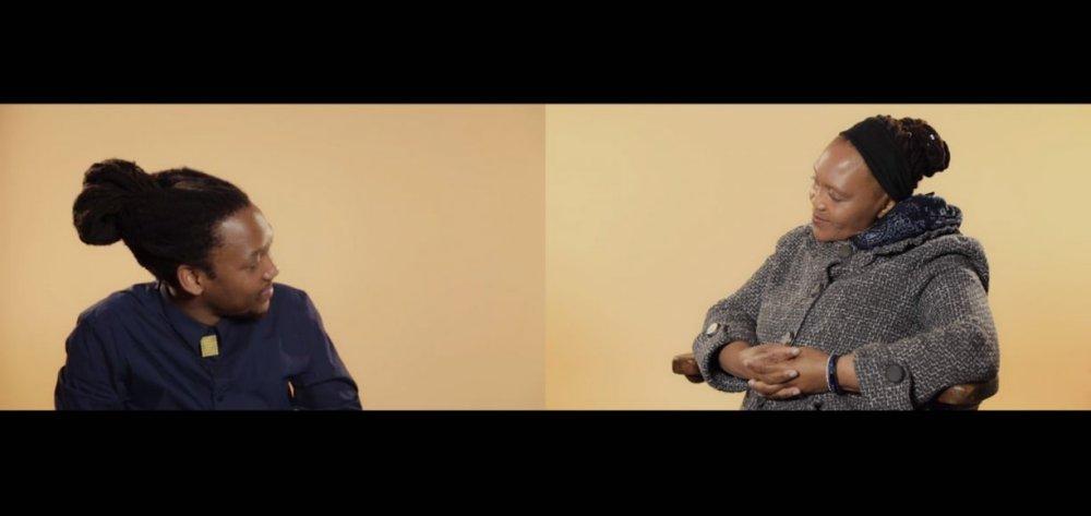 Sue Williamson and Siyah Ndawela Mgoduka - That particular morning
