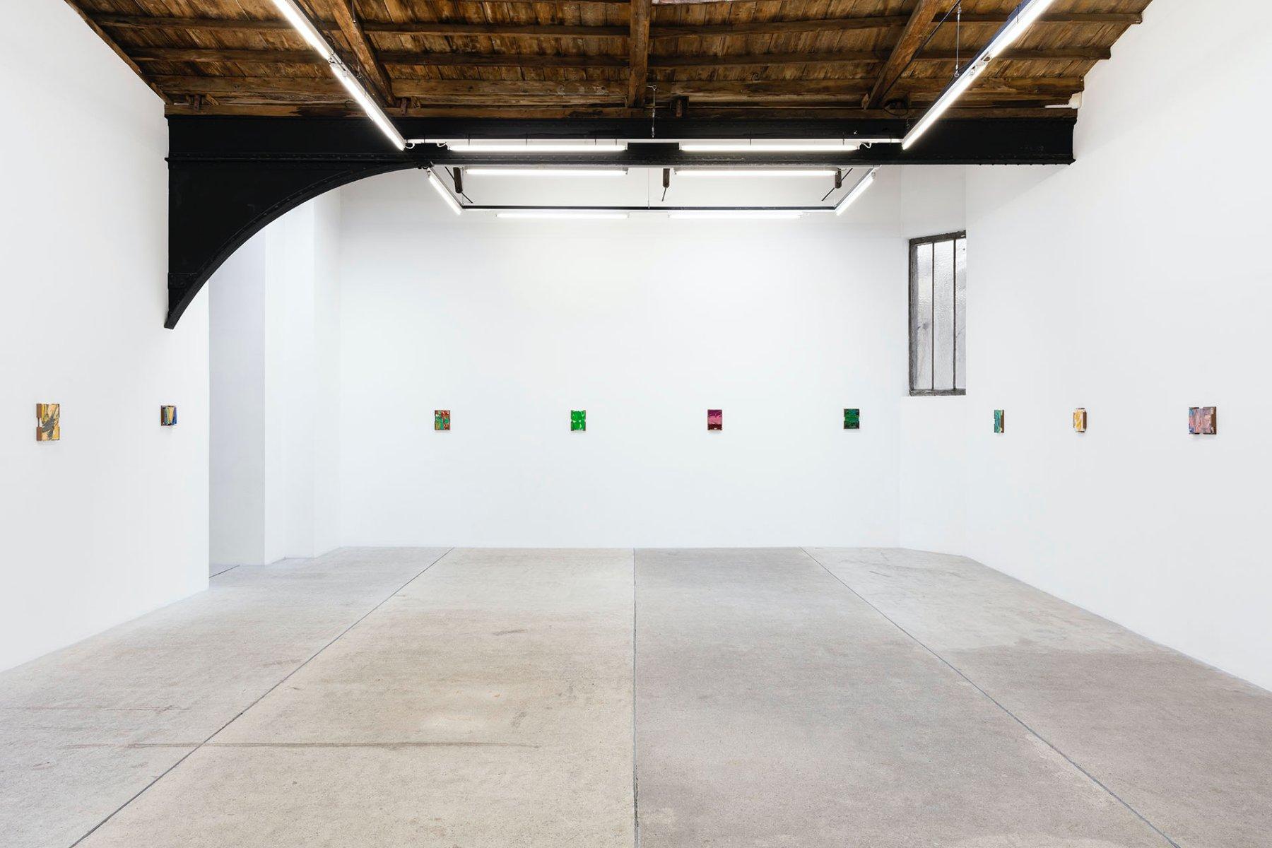 galerie frank elbaz Kenjiro Okazaki 1
