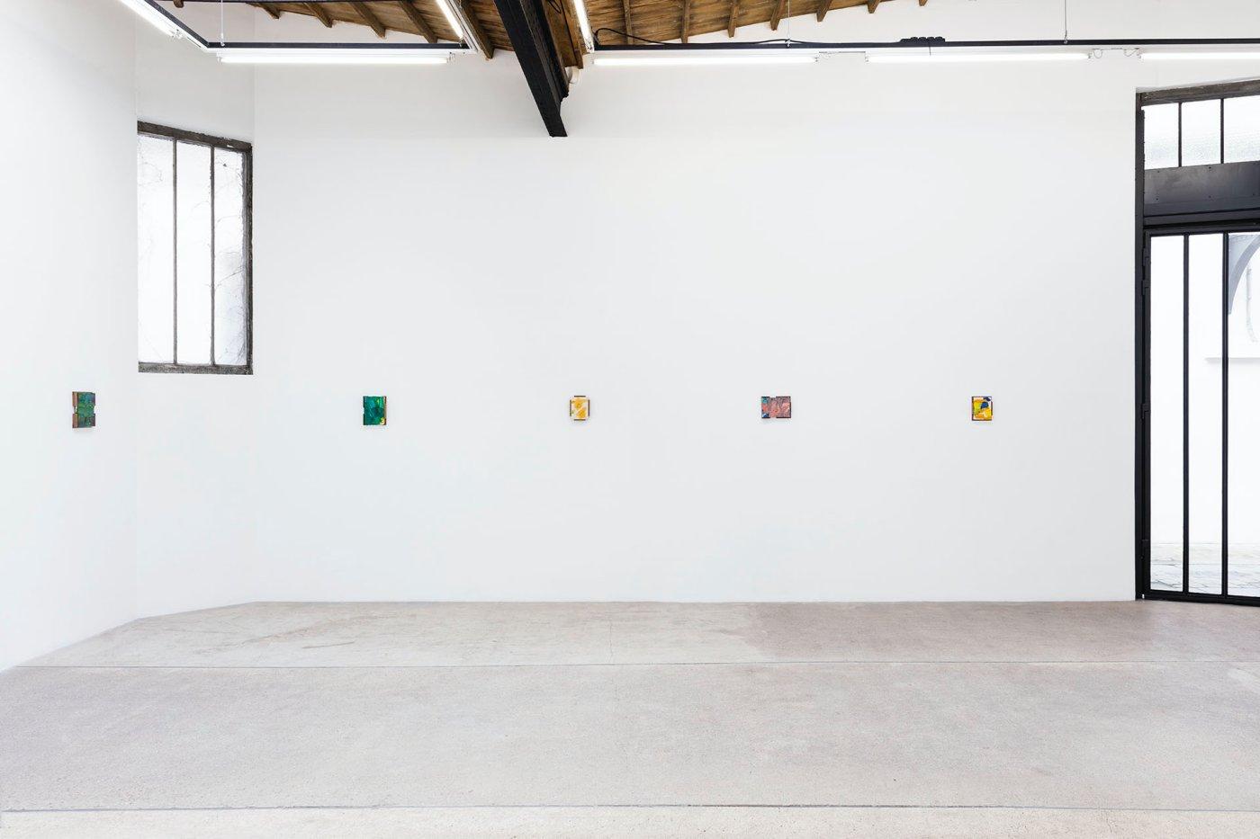 galerie frank elbaz Kenjiro Okazaki 2