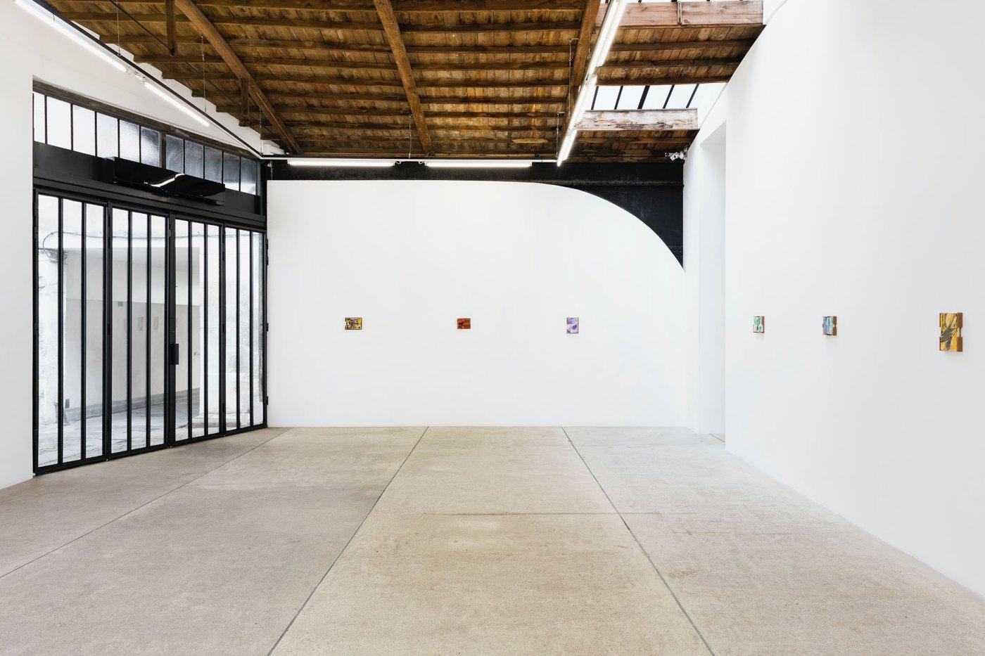 galerie frank elbaz Kenjiro Okazaki 3