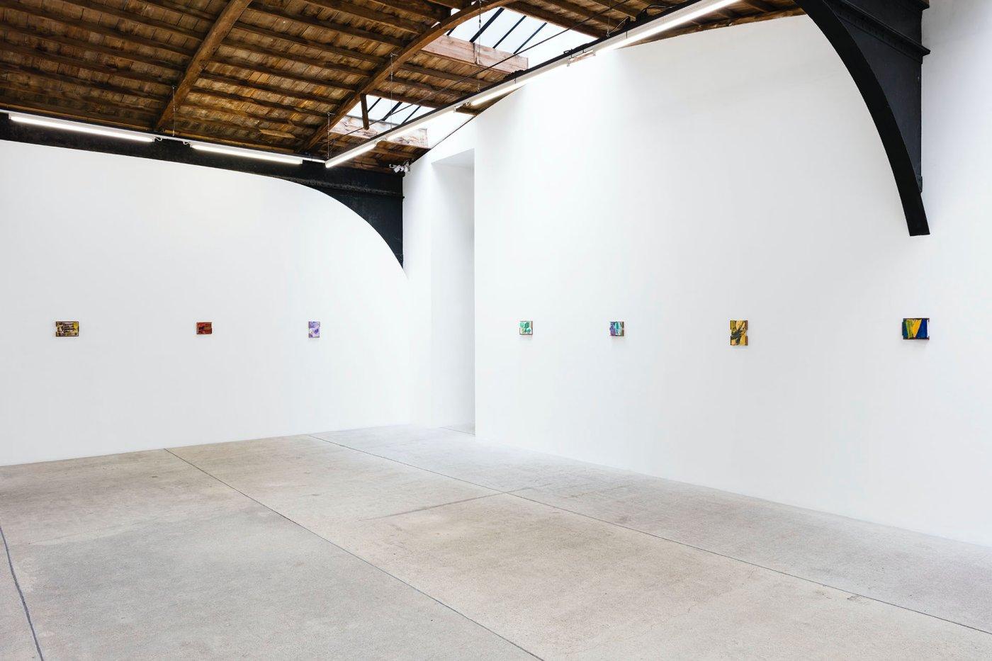 galerie frank elbaz Kenjiro Okazaki 5