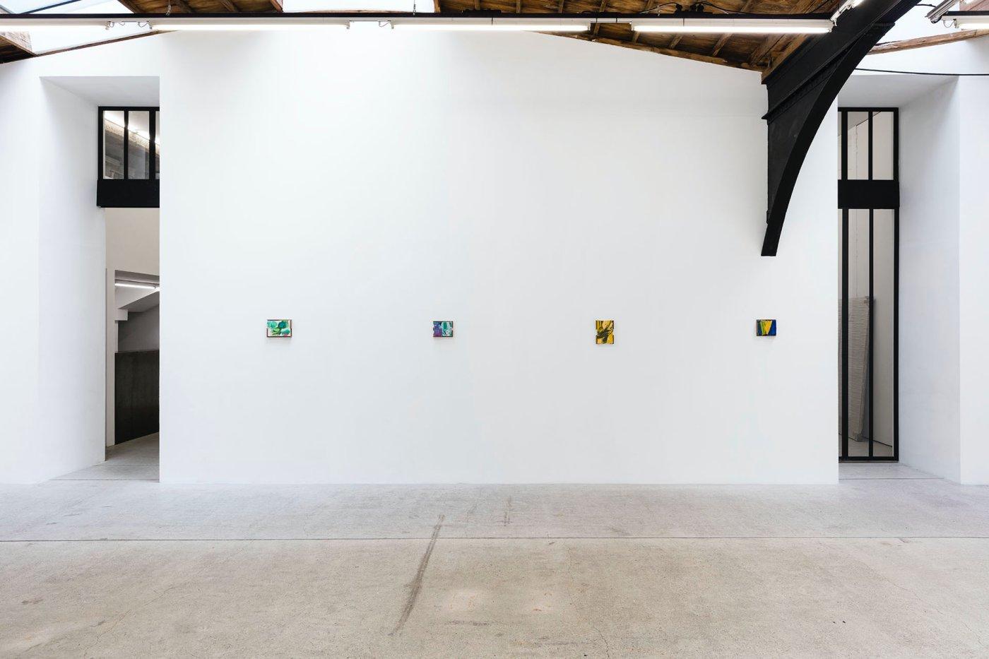 galerie frank elbaz Kenjiro Okazaki 6