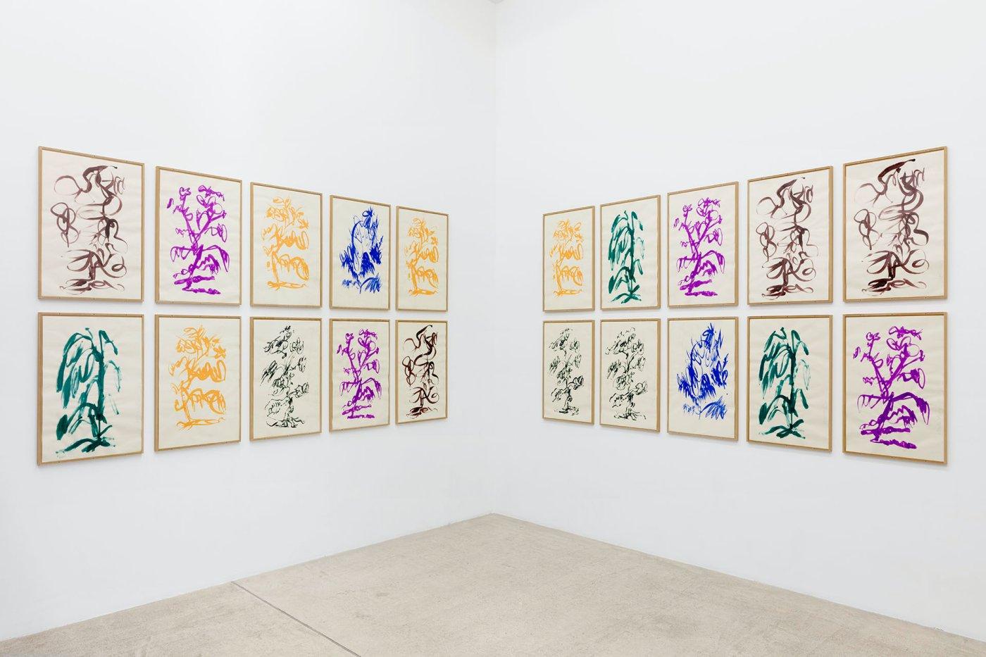 galerie frank elbaz Kenjiro Okazaki 8