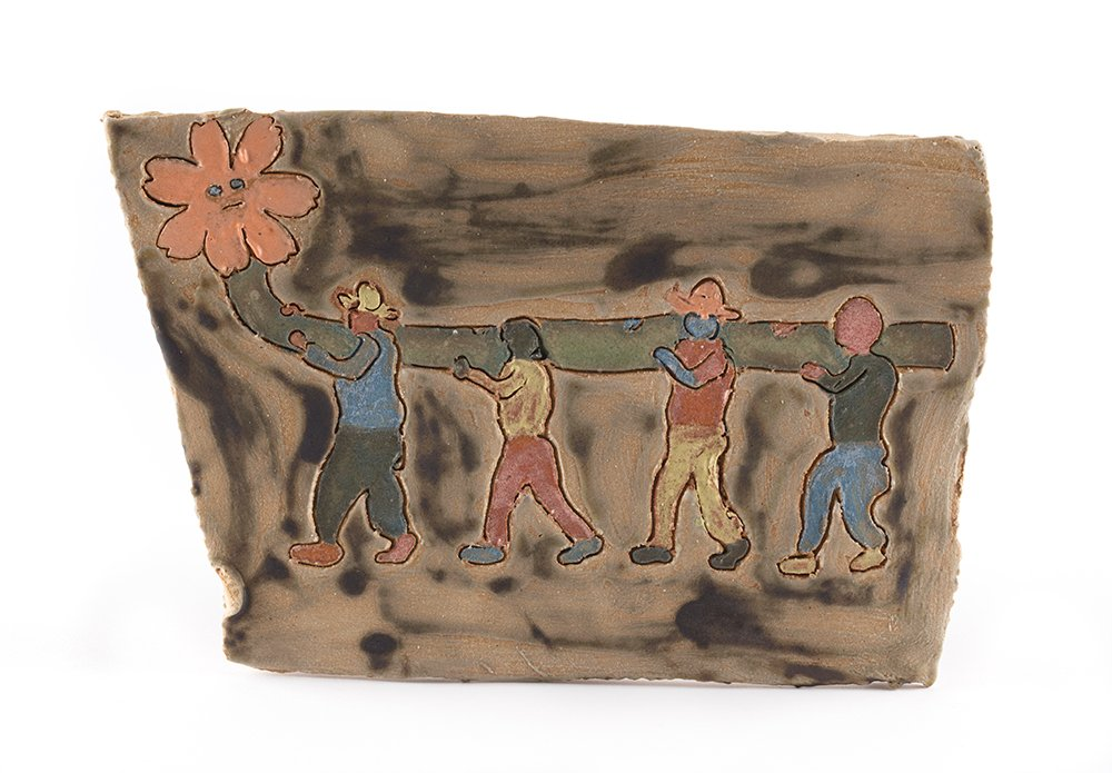 Untitled (Flower Carriers)