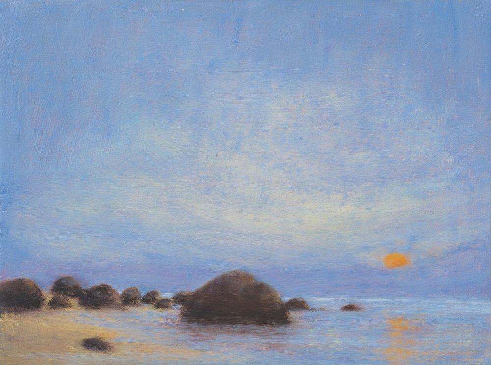 Makonikey at Sunset