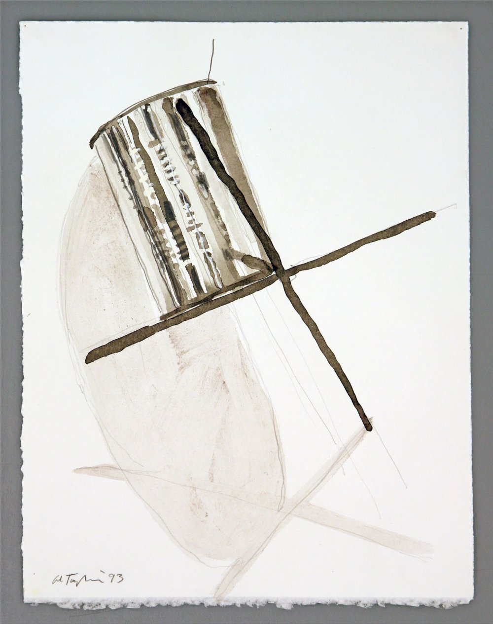 Tin Can and Chopsticks – Tatlin and Malevich