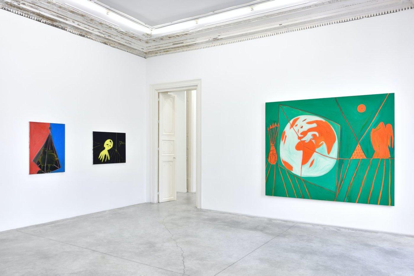 Almine Rech Paris Marcus Jahmal 9