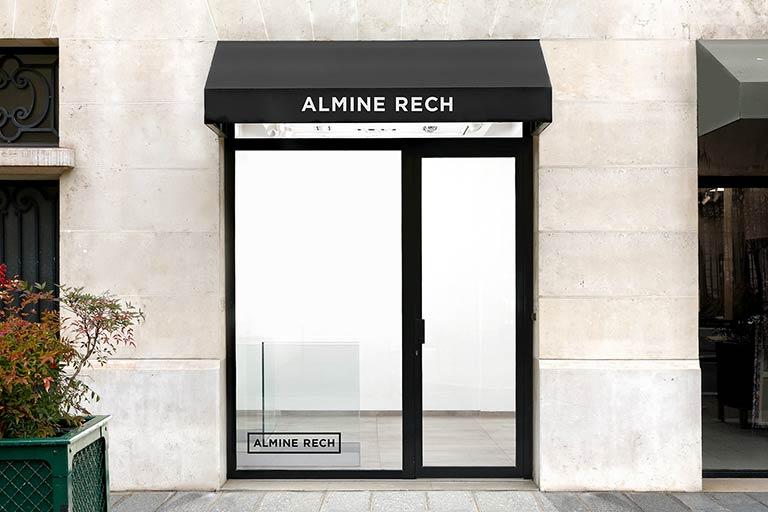 Portraits / Abstraits @Almine Rech, Matignon, Paris  - GalleriesNow.net
