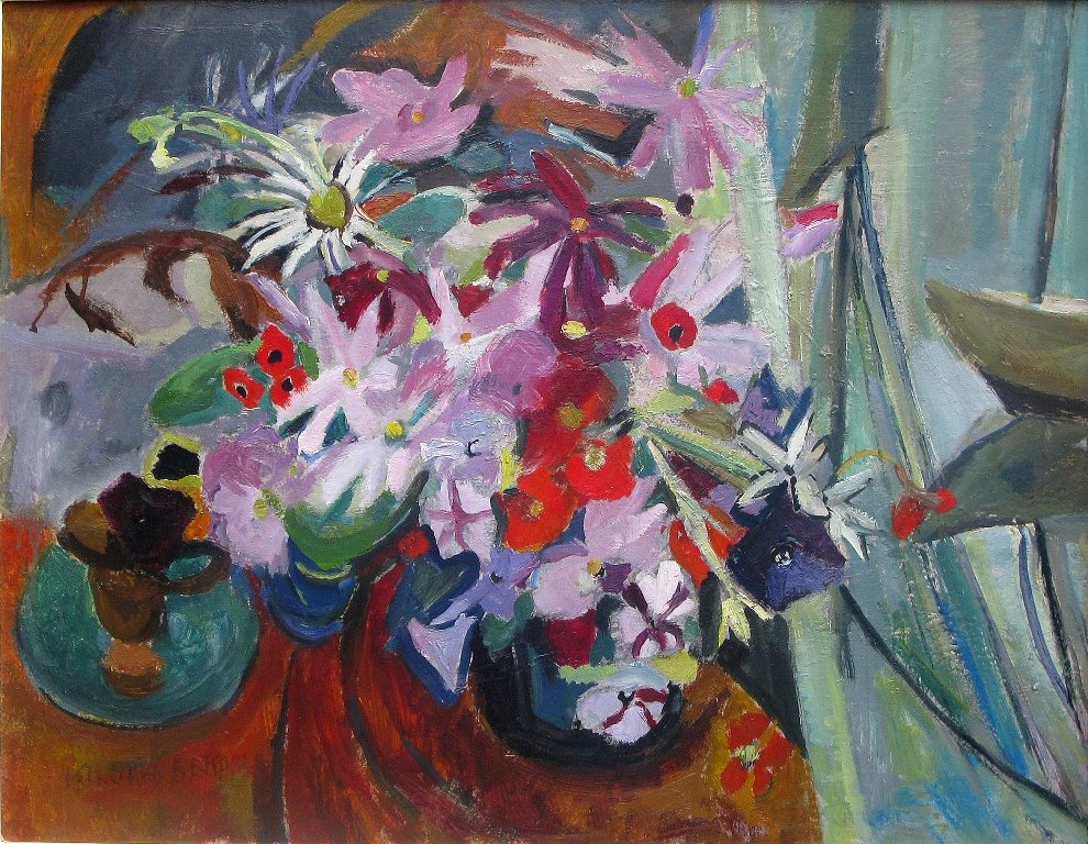 Bouquet and Harbour