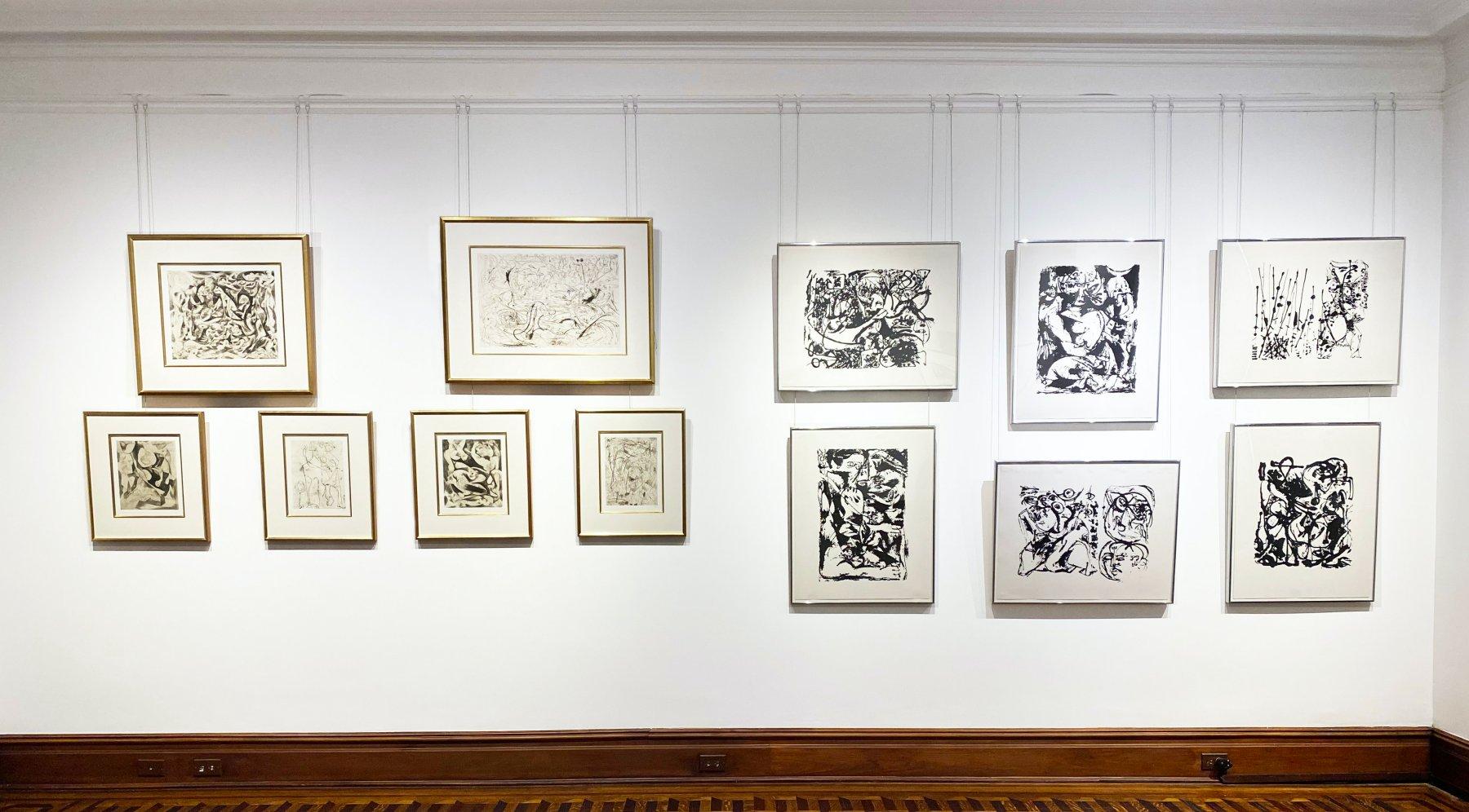 Barbara Mathes Jackson Pollock