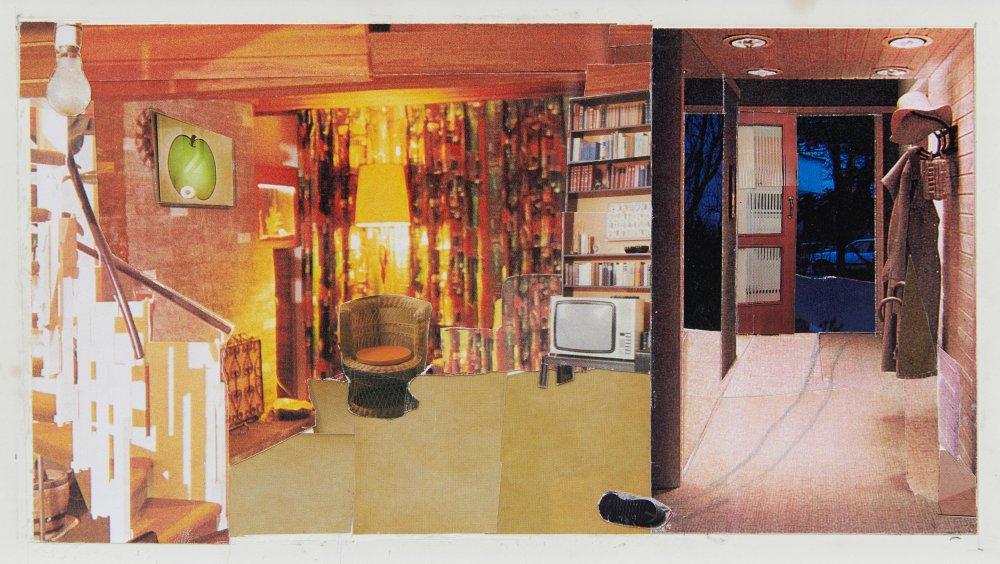 Patty Hearst's Apartment