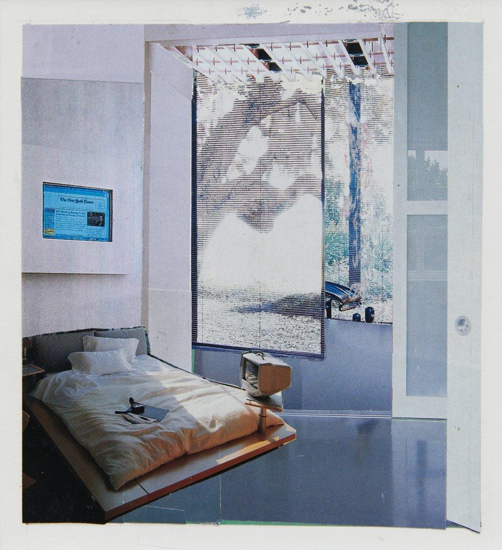 Bill Gates' Bedroom