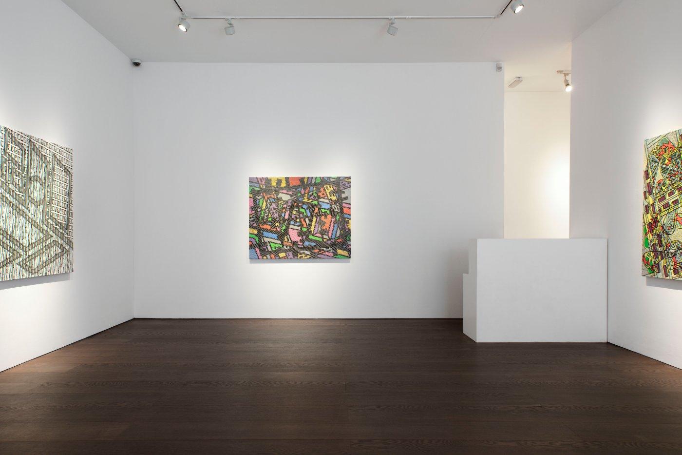 Flowers Gallery Bernard Cohen 4
